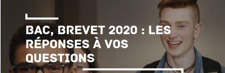 Examens 2020
